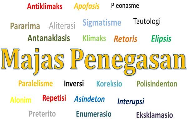 Salah satu dari Jenis Gaya Bahasa yang mengungkapkan sesuatu dengan cara penegasan kalima 25 Jenis Majas Penegasan dan Contoh kalimatnya