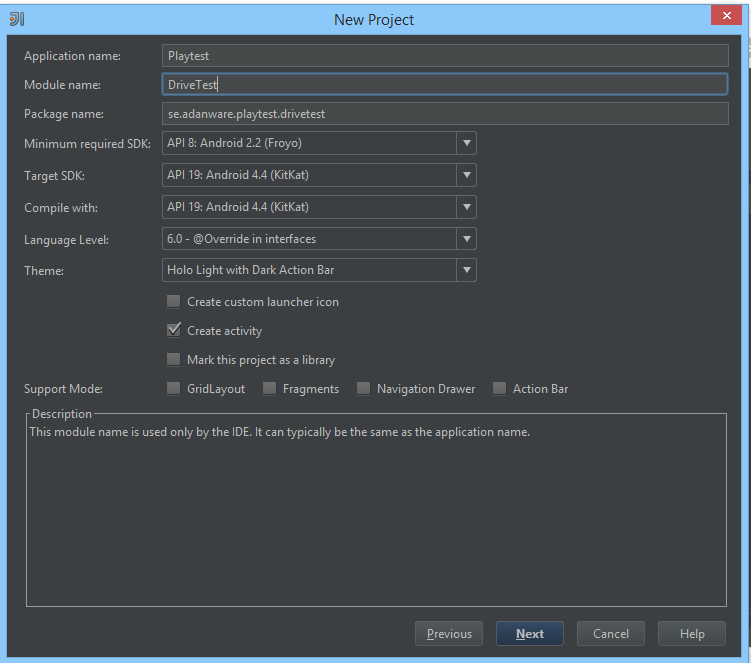 Android : Importing Google Play Services API in IntelliJ IDEA
