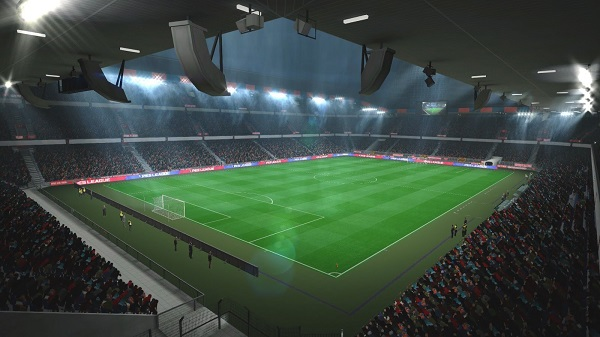 Update PES 2017 Pack Stadium Graphics PS4