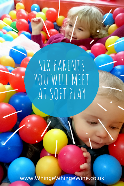 Soft play...It's sticky, it's sweaty, it's noisy. The tea (or coffee if that's your bag) is crap and when you finally manage to remove your tantrumming child(dren) from the establishment they will almost certainly bring away with them an unpleasant illness. These are the six parents you'll meet.