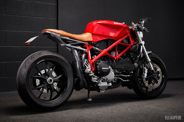 Ducati 848 2008 By Ellaspede Hell Kustom