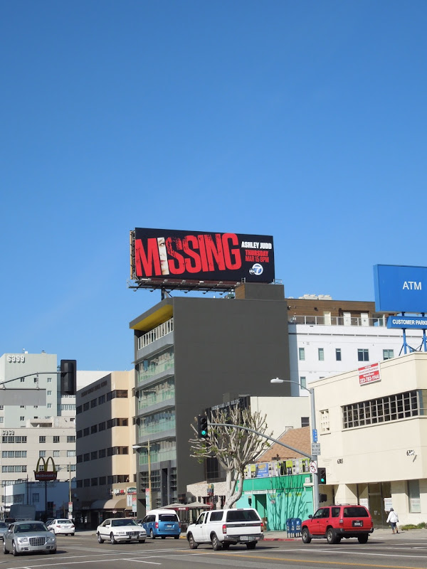 Missing ABC billboard