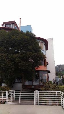casa pablo neruda Valparaíso