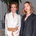 Violette d'Urso e sua mãe Inès de la Fressange comparecem à Festa de Lançamento do Perfume Gabrielle da Chanel durante a Semana de Moda de Alta Costura em Paris, França – 04/07/2017