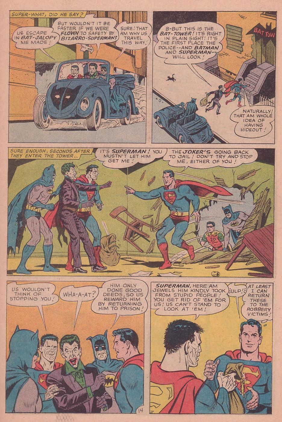 Read online World's Finest Comics comic -  Issue #156 - 19