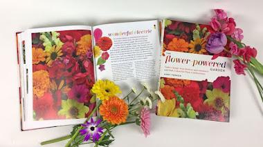 The flower-powered garden: un jardín florido y lleno de color