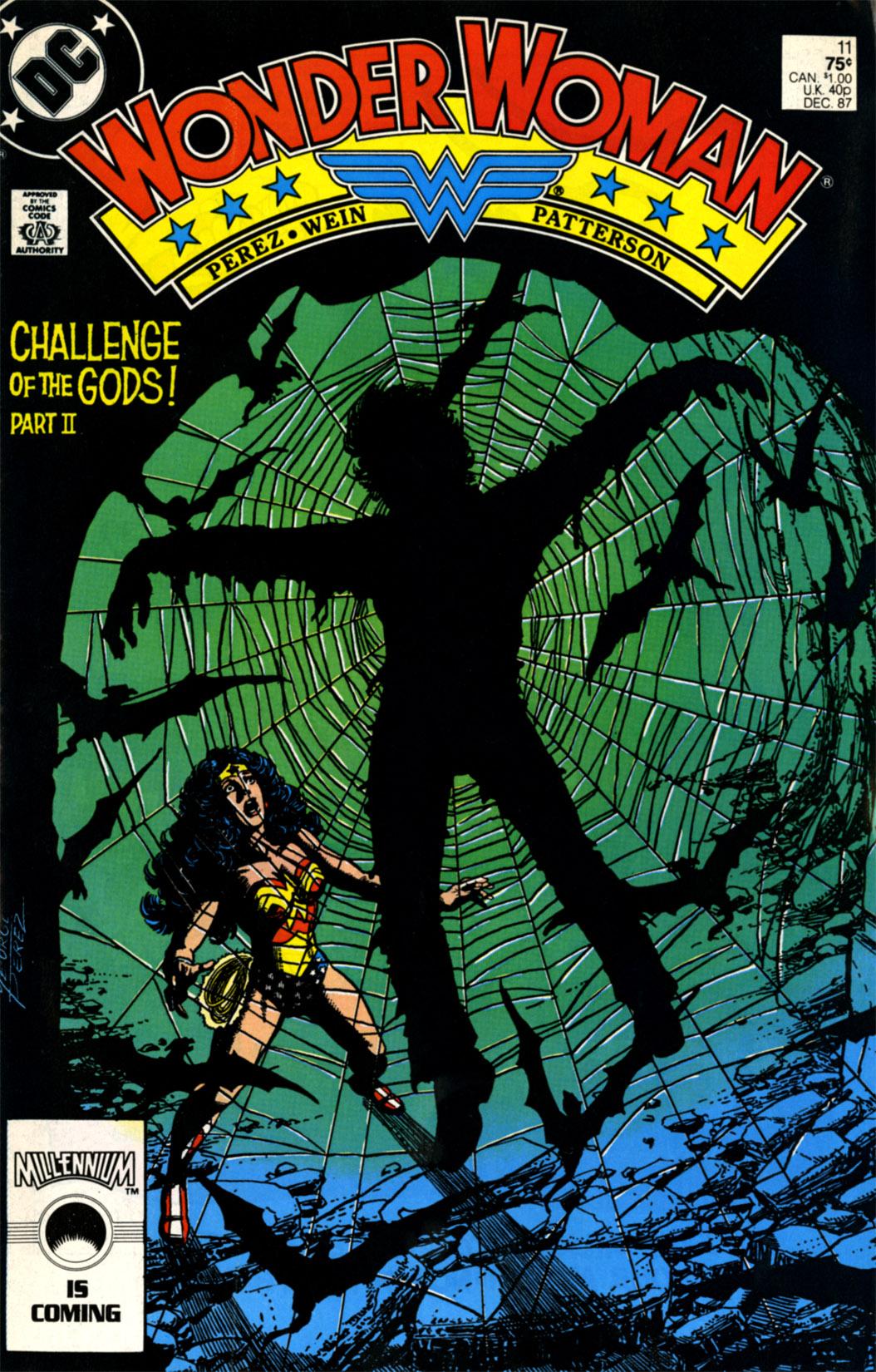 Read online Wonder Woman (1987) comic -  Issue #11 - 1