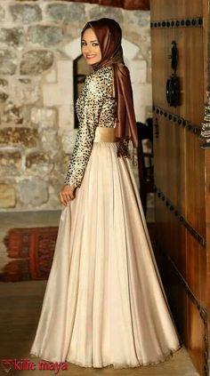Hijab style chic 2016