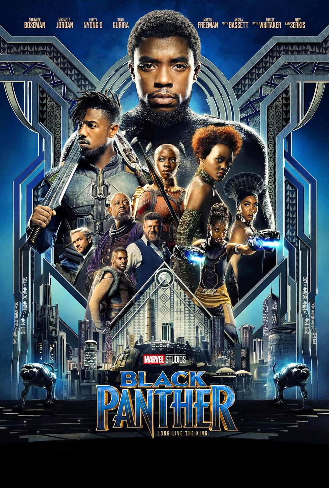 Black Panther [2018] [DVDR] [NTSC] [Latino]