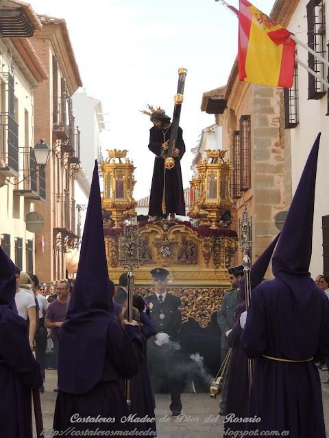 Crónica de Semana Santa: Nazareno de Infantes. parte 4