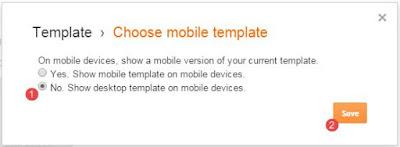 aktifkan template responsive