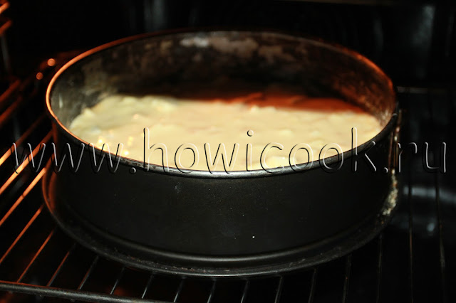 рецепт шарлотки на манке с пошаговыми фото