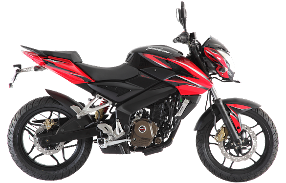 2014 Pulsar 200NS: New Colors With Minor Changes. Yellow