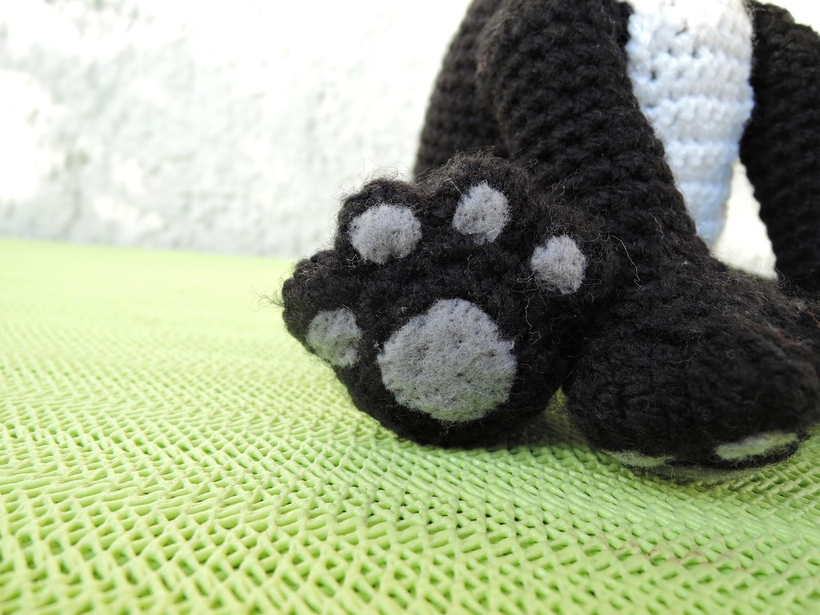 Yarnyessi Häkeln Mit Herz Französische Bulldogge