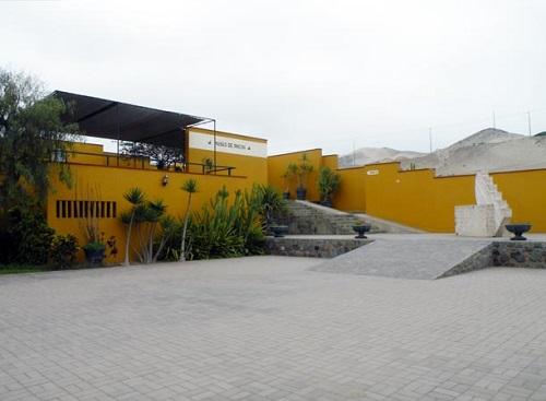 Museo de Sitio de Ancón