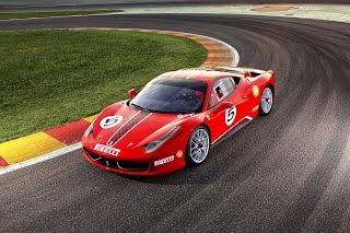 Gambar Mobil Ferrari 458