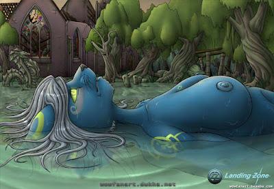 Воргенша в болотах печали