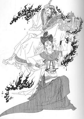 พระเจ้าชางโจ้ว (King Zhou of Shang: 紂王)