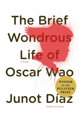 The Brief Wondrous Life of Oscar Wao by Junot Diaz - book cover