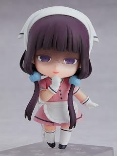 "Nendoroid de Maika Sakuranomiya de ""Blend S"" - Good Smile Company"
