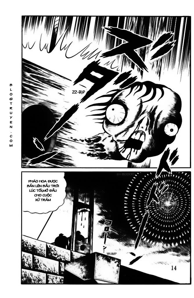 Panorama Of Hell chap 1 trang 15