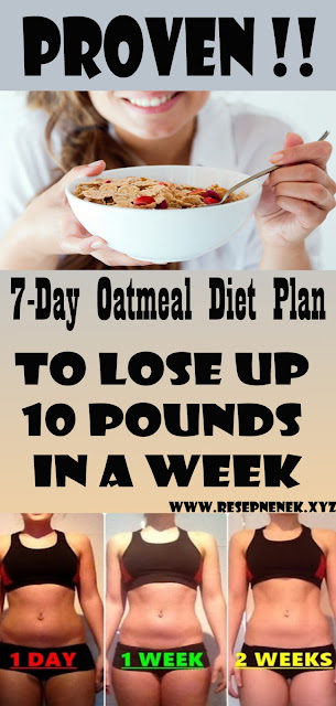 Oatmeal Diet Plan