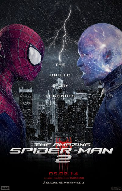 The Amazing SpiderMan 2 2014 Official Trailer Multi Audio (HIN-Tam-Tel)