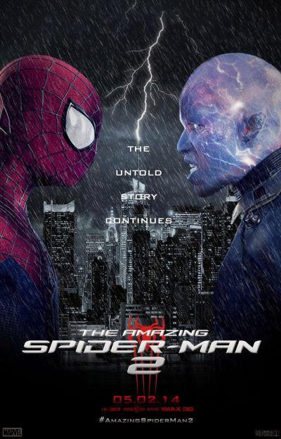 The Amazing SpiderMan 2 2014 Official Trailer Multi Audio (HIN-Tam-Tel)