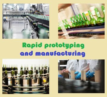Rapid prototyping and manufacturing 2018