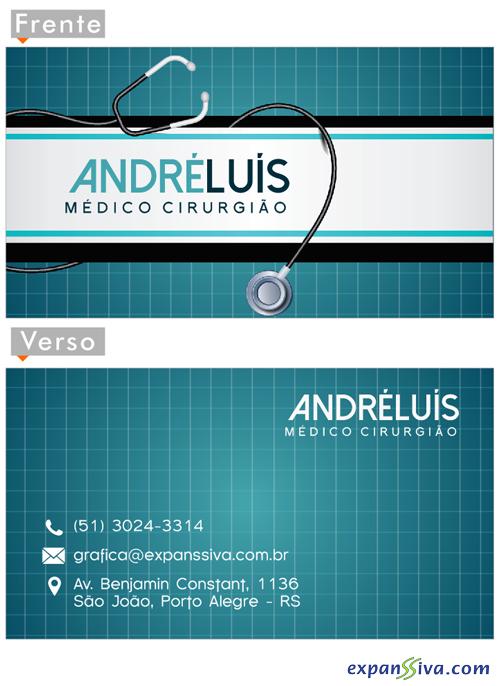 15 cartoes de visita criativos medicos 06 - 15 Cartões de Visita Super Criativos para Médicos