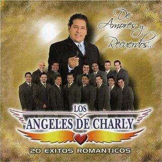 Archivo Cumbiero Los Angeles De Charly 20 Exitos Romanticos 2004