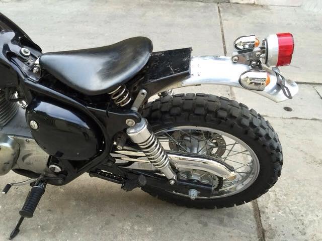 Bản độ Kawasaki Estralla 250 1998 máy Zin như mới từ Nhật