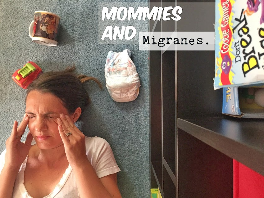 Parenting with Migraines... A true story.