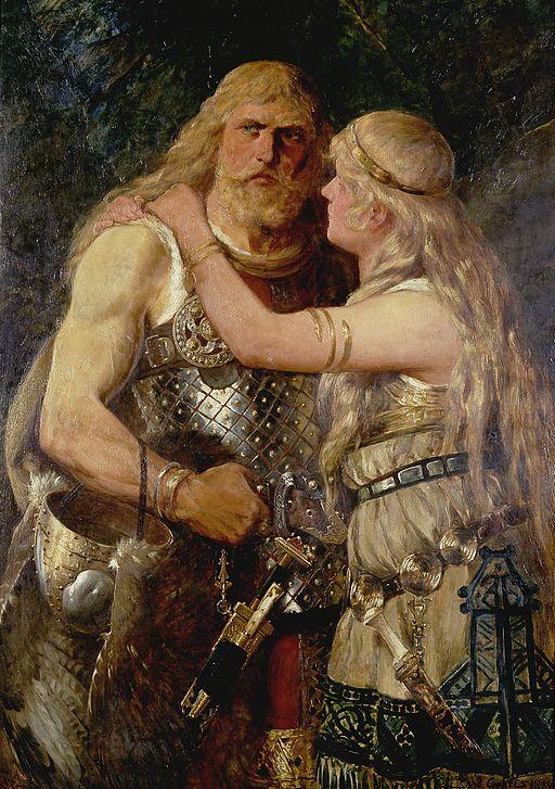 Viking Wedding Customs