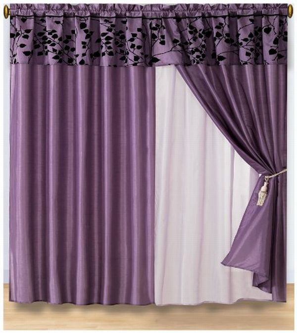 Curtains For Sound Absorption Soundproofing Square Bay Windows Stage Stained Glass