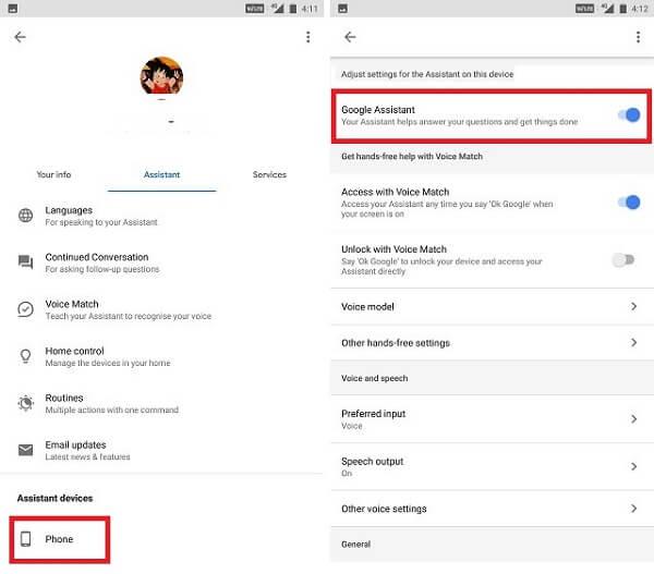 كيفية إيقاف تشغيل Google Assistant