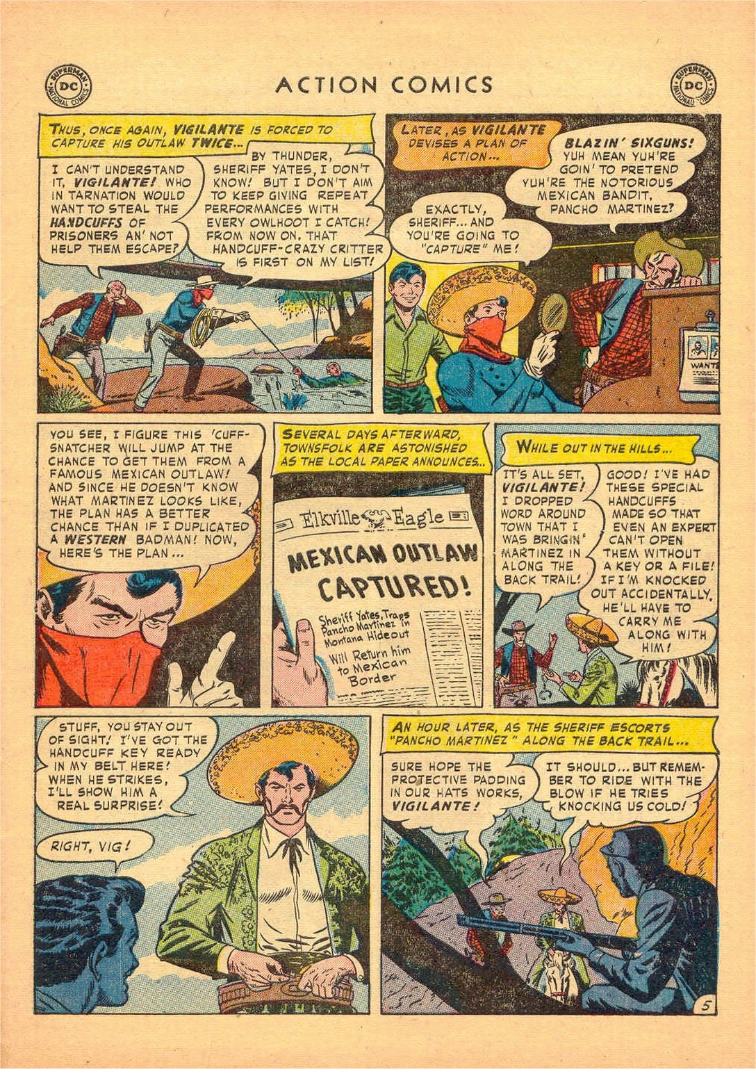 Action Comics (1938) 170 Page 36