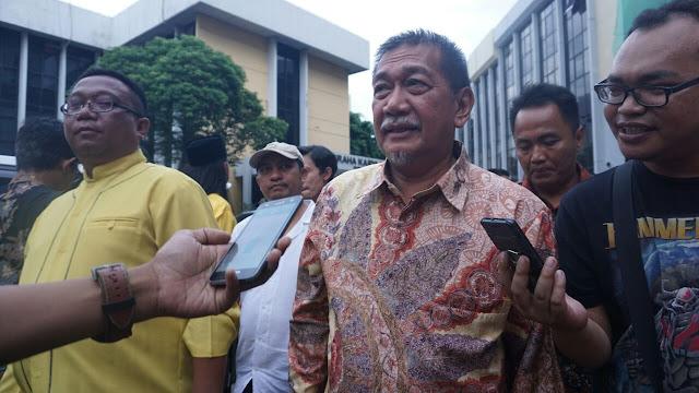 Deddy Mizwar Tolak Dukung Jokowi di 2019: Saya Kader Demokrat