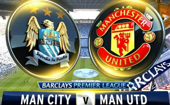 Live Streaming Manchester City vs Manchester United 20 Maret 2016