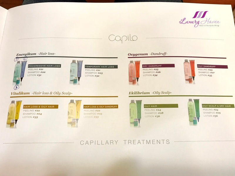 mosche grand hyatt capilo capillary intensive treatments review