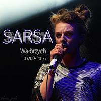 Relacja z koncertu - Sarsa - Wałbrzych - 3 września 2016