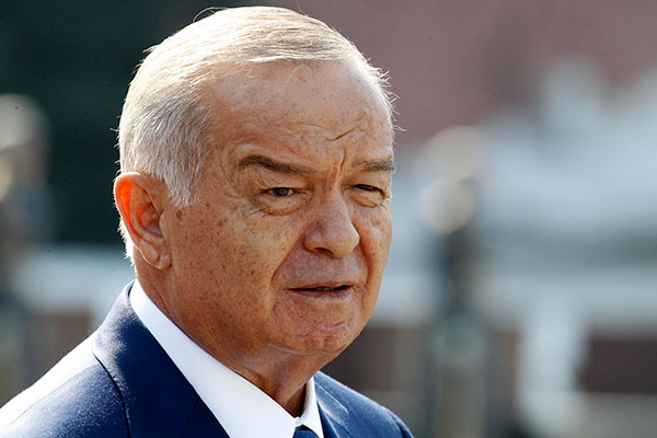 Islam Karimov morreu aos 78 anos - Michell Hilton