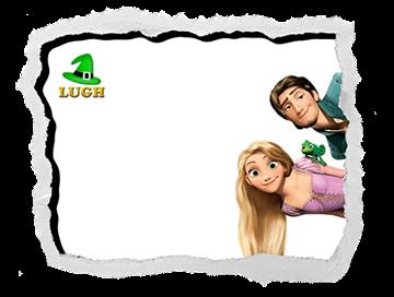 Os Enrolados - Princesa Rapunzel