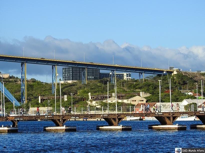 Ponte Rainha Juliana - O que fazer em Curaçao