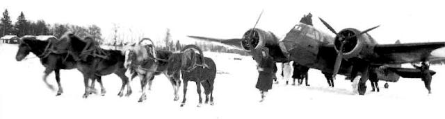 26 December 1939 worldwartwo.filminspector.com Bristol Blenheim bomber Finland