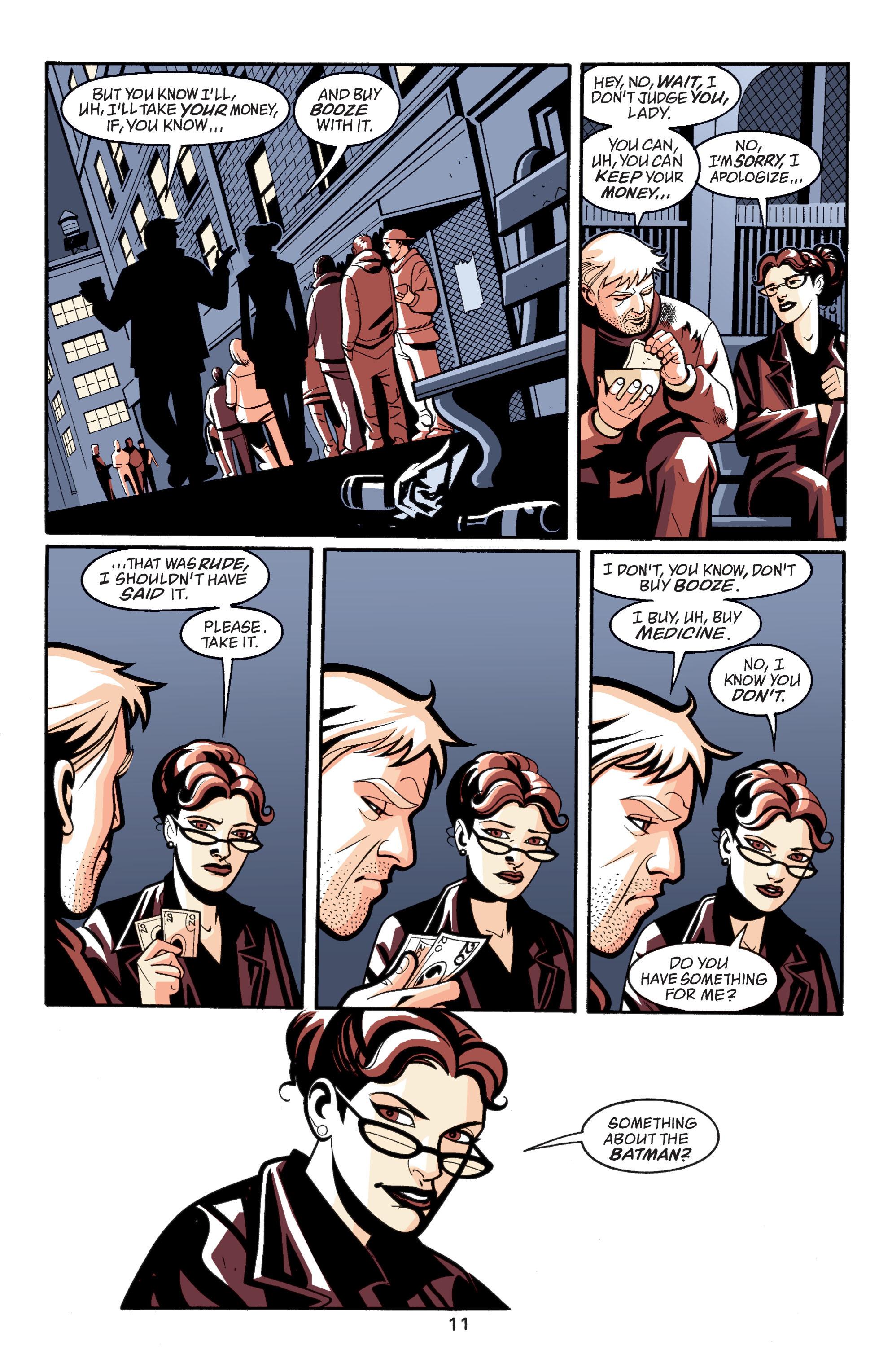Detective Comics (1937) 764 Page 11