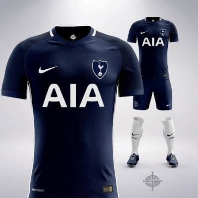 Tottenham Hotspur Blog News - (THBN) and THBN Tips  New Kit 11c289c52