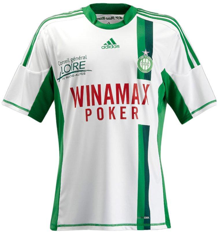 209202ab9d Adidas lança as novas camisas do Saint-Etienne - Show de Camisas