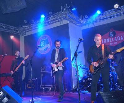 Crónica concierto Fleshtones y Los Radiadores Sala 16 Toneladas, 17-2-2018 - 3