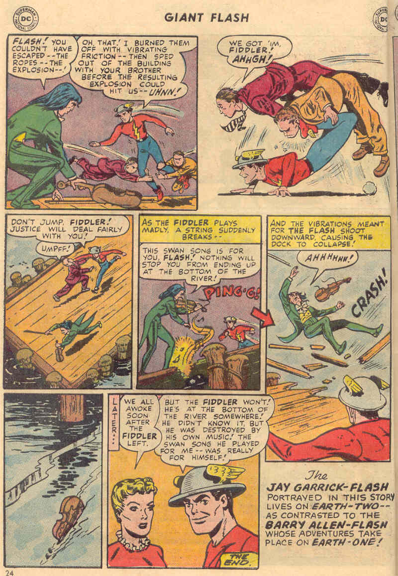 Read online All-Flash comic -  Issue #32 - 12